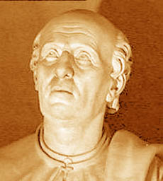 retrato de Brunelleschi